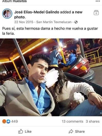 La gente ha mostrado indignación por cómo se comporta con la menor (Foto: Facebook@ElGritoDeLaGenteEdomexCdmx)