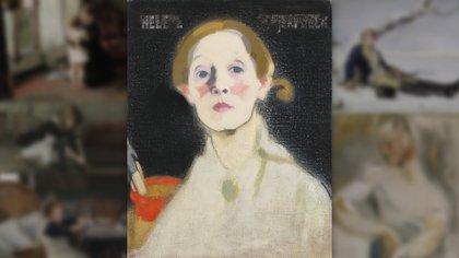 Helene Schjerfbeck y su autorretrato icónico de 1915