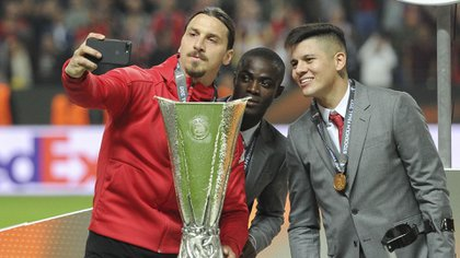 Juntos ganaron la UEFA Europa League 2017/2018 (Foto: Shutterstock)