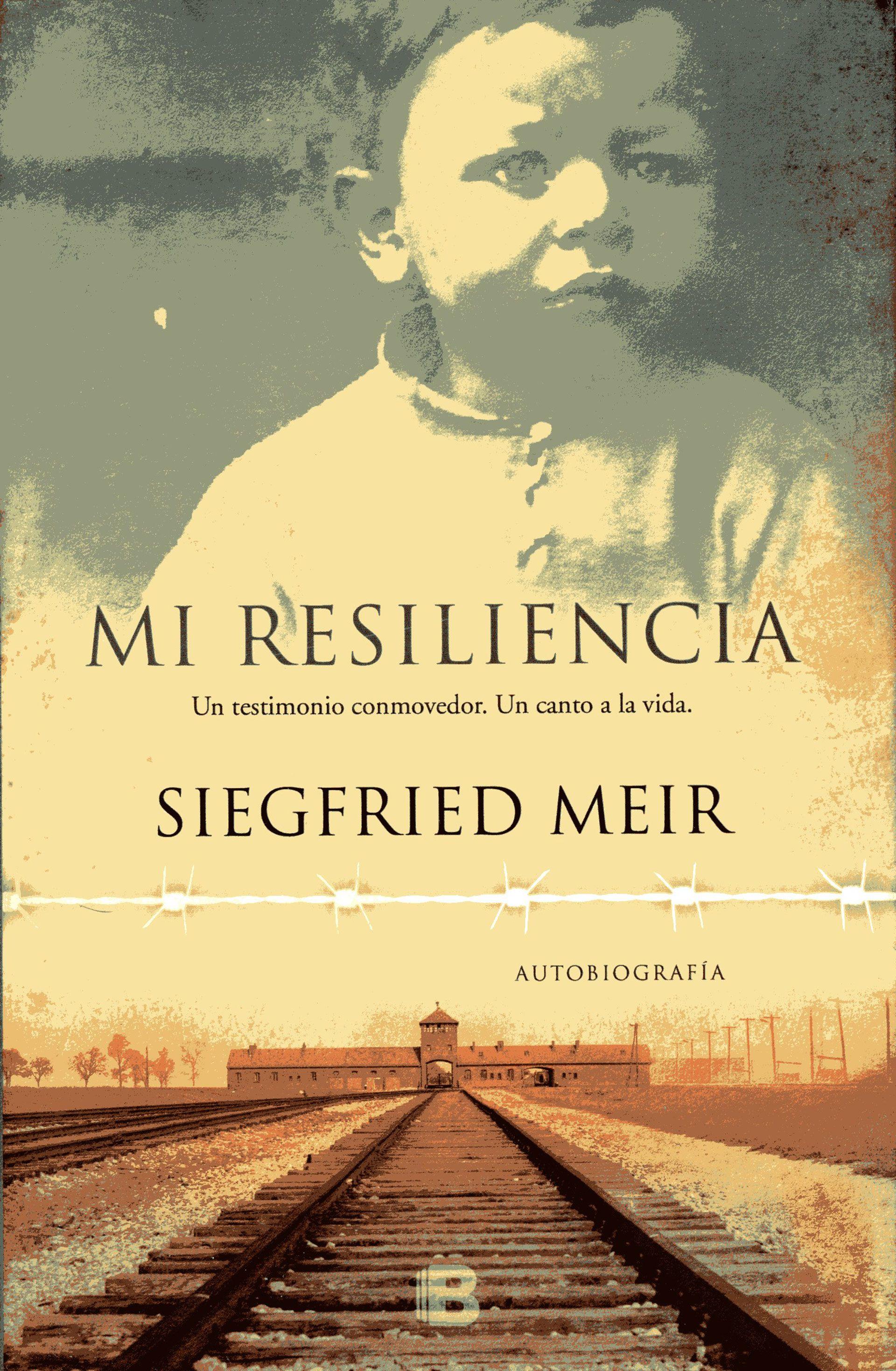 El libro autobiográfico de Siegfried Meir, publicado en 2016