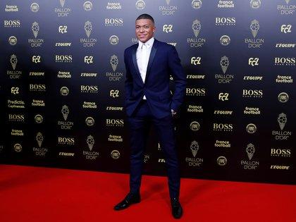 Kylian Mbappe, elegido como la mejor promesa en 2018