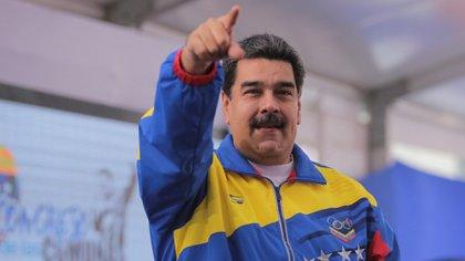 El dictador venezolano Nicolás Maduro (Foto: Reuters)