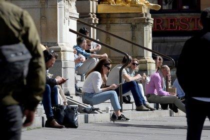 Estocolmo. TT News Agency/Janerik Henriksson via REUTERS