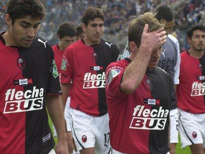 Tras un breve paso por Colón, Cángele se marchó al fútbol turco (FotoBaires)