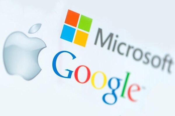 Google y Apple mantienen los lugares 1 y 2. Amazon llegó a la posición número 3, superando a Microsoft