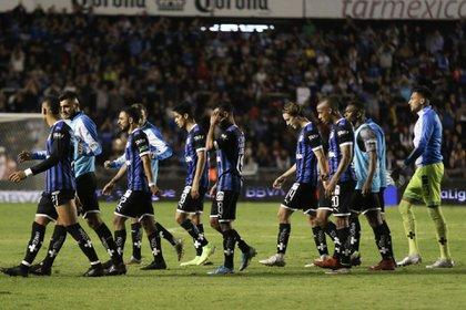 Querétaro se mantendría un año más como Gallos Blancos (Foto: Mario Jasso/ Cuartoscuro)