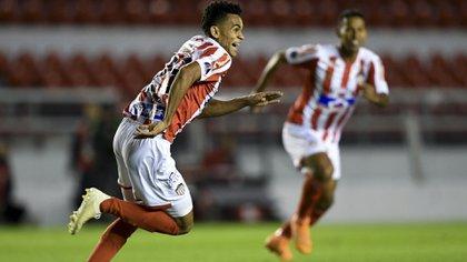 Luis Díaz es pretendido por River (AFP)