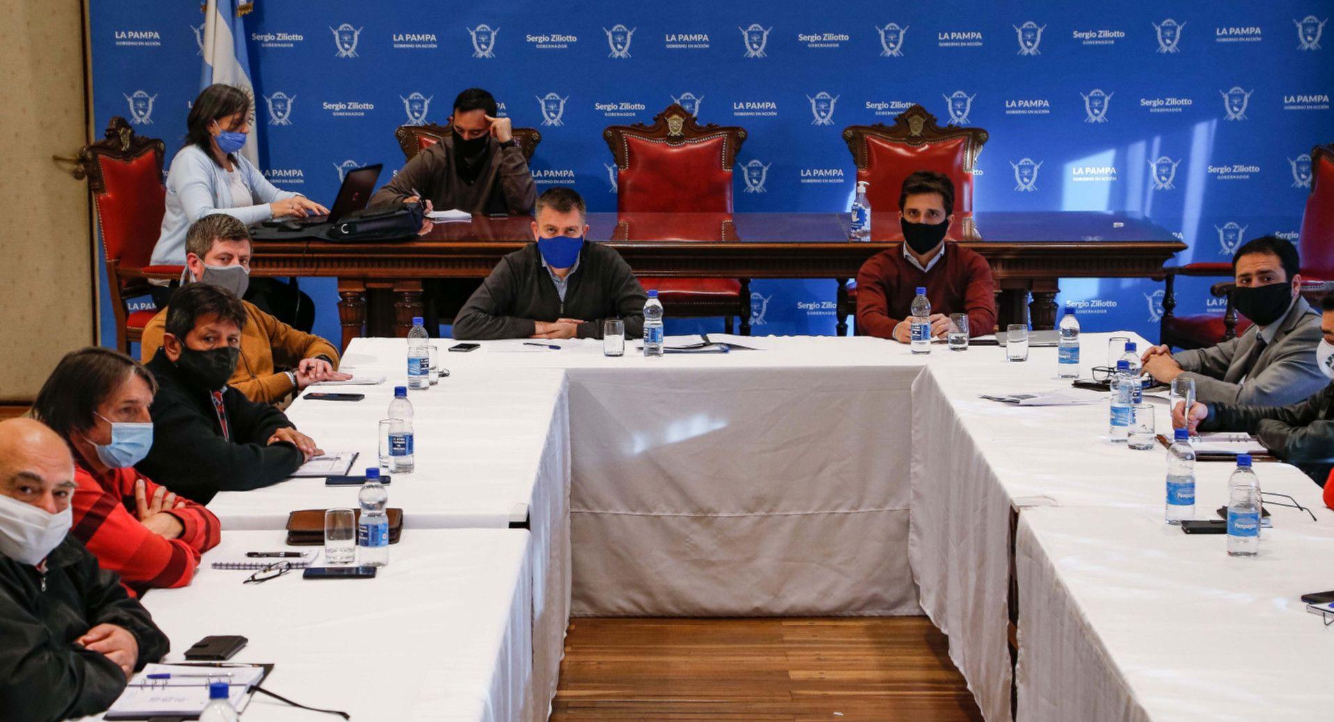 Acuerdo gobierno La Pampa con gremio docente vuelta a clases