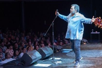 Roberto Moldavsky en el Teatro Mar del Plata