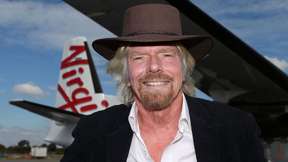 Richard Branson es creador de Virgin Group(Getty)