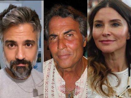 Jaime e Issabela Camil han reforzado sus lazos familiares tras la muerte del millonario empresario (Foto: Instagram @sergiomayerb)