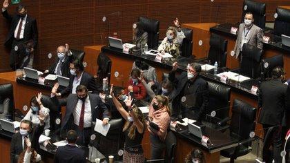 El periodo ordinario de sesiones comenzará este 1 de febrero en ambas Cámaras del Congreso (Foto: Cuartoscuro)