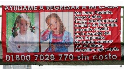 El caso de la menor tuvo en vilo al país (Foto: Captura de pantalla/YouTube@Paulettee)