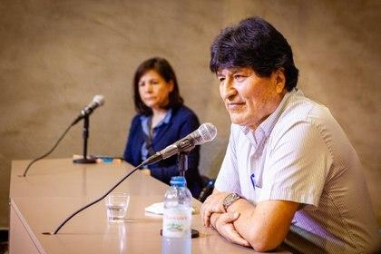 07/12/2020 El expresidente de Bolivia Evo Morales. POLITICA  PAULA ACUNZO / ZUMA PRESS / CONTACTOPHOTO