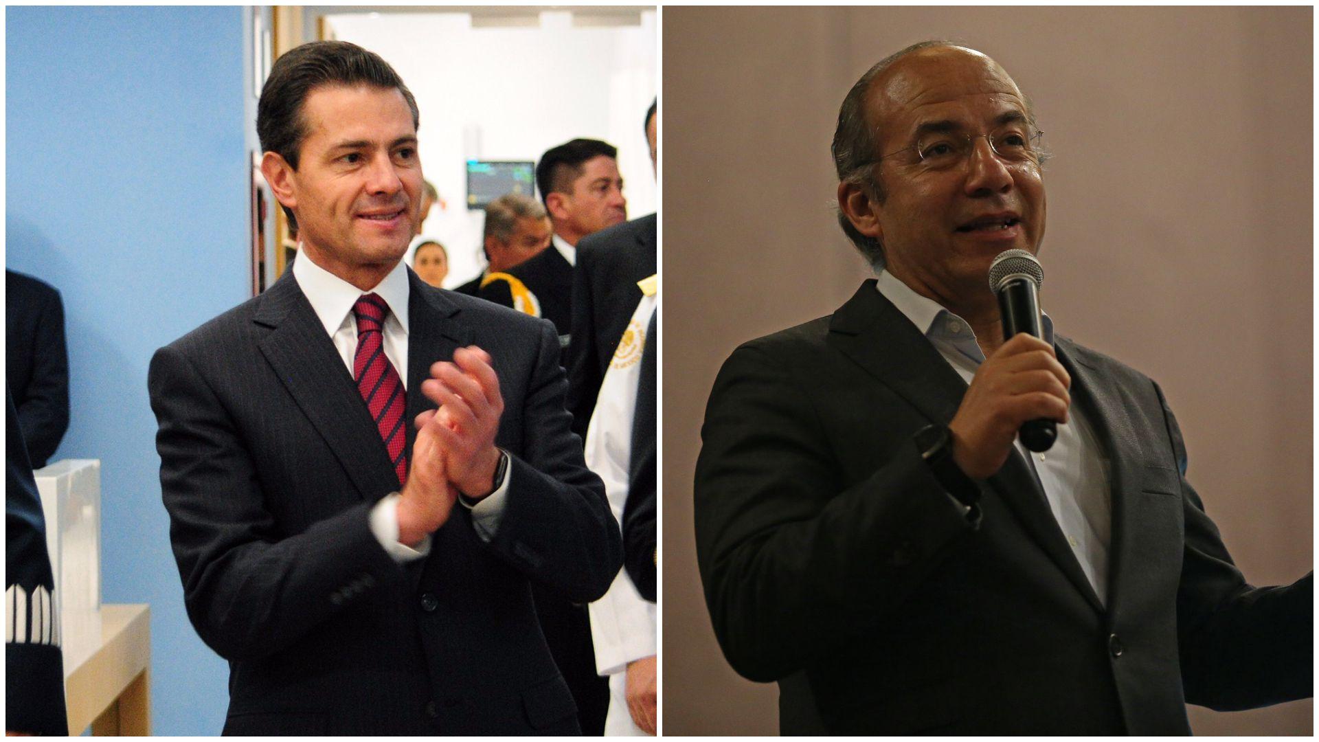 Los gobiernos de Enrique Peña Nieto y Felipe Calderón han sido los más letales para los periodistas en México (Foto: Especial)