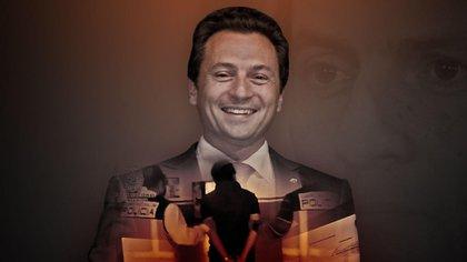 El show de Emilio Lozoya: a casi un año de su arresto, no hay detenidos (Foto arte: Jovani Pérez Silva/ Infobae México)
