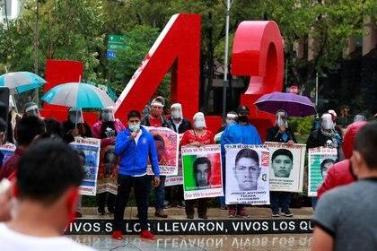 """Auto de formal prisión al """"Mochomo"""" por desaparición forzada de 43 estudiantes en Iguala (Foto: REUTERS/Carlos Jasso)"""