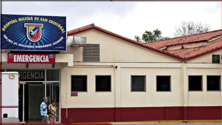Hospital militar de San Cristóbal
