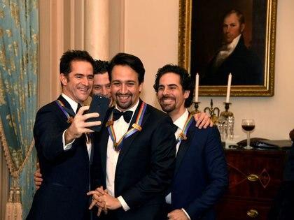 El musical de Lin-Manuel Miranda espera poder crear una nueva tradición para el día de Independencia (Foto: REUTERS/Mike Theiler)
