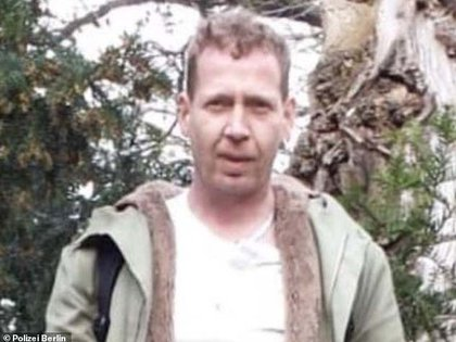 Stefan Trogisch, 44, was an electrician.  He was reported missing on September 5, his bones were found in a park in Berlin.  Authorities are investigating whether he was the victim of a cannibal killer