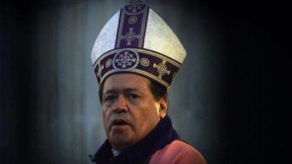 Se designó a un sacerdote que ha estado desde un inicio al pendiente de las necesidades de Rivera Carrera (Foto: EFE)