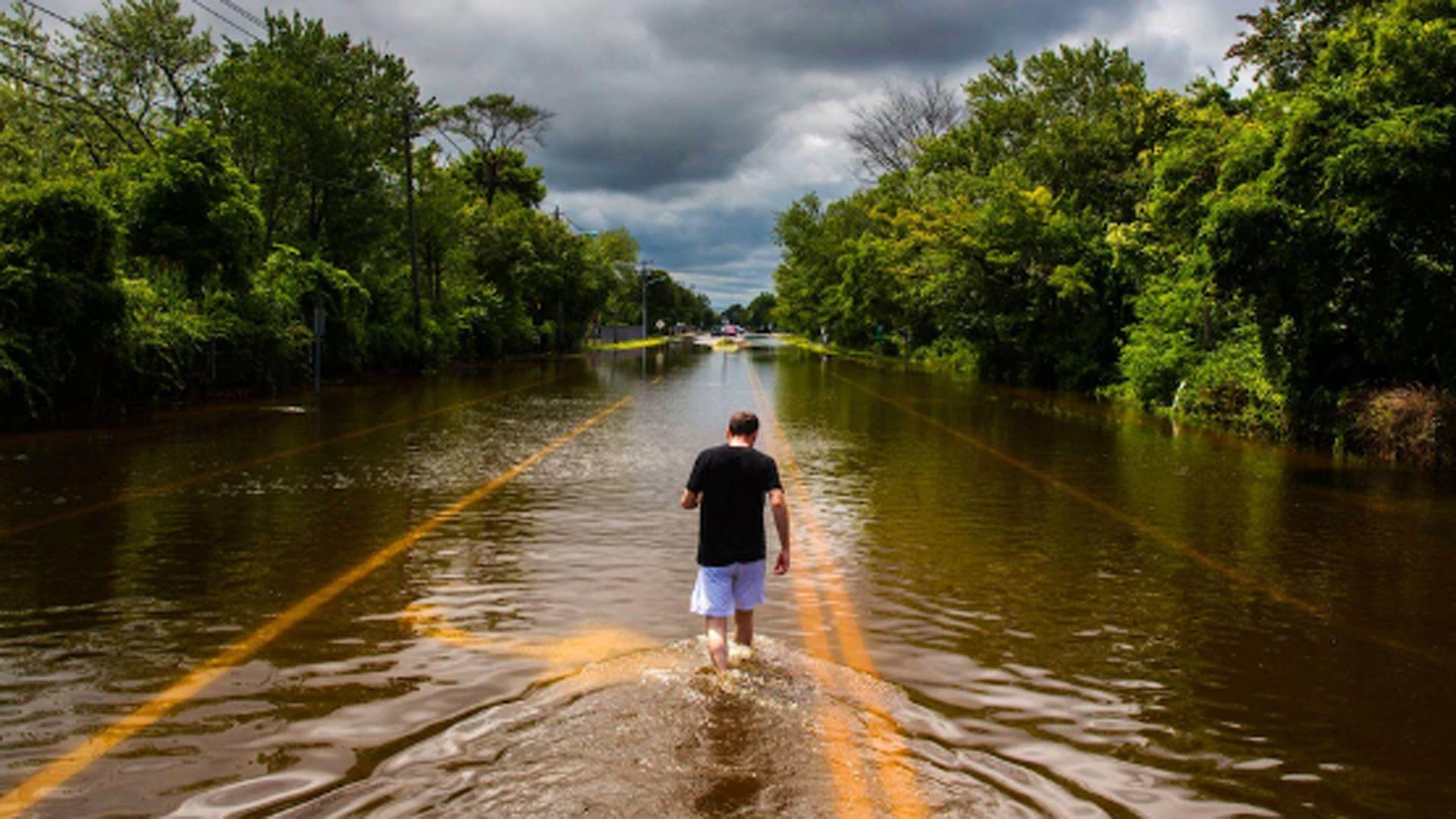 Los informes científicos en los últimos años son concluyentes sobre la incidencia del hombre en el medio ambiente