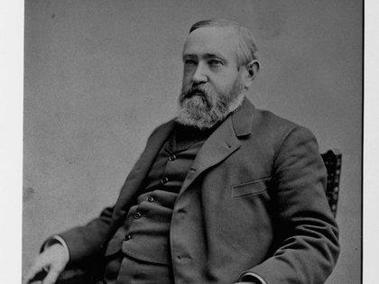 Benjamin Harrison è l'unico presidente degli Stati Uniti che è stato preceduto e è riuscito dalla stessa persona; Grover Cleveland