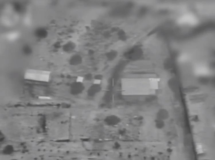 En los últimos meses Israel ha llevo a cabo ataques contra posiciones iraníes en Siria