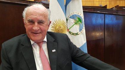 Oscar Parrilli recibió el viernes una carta de fiscales
