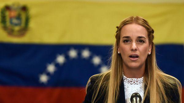 Lilian Tintori denunció que la policía chavista le confiscó dinero destinado para gastos médicos familiares