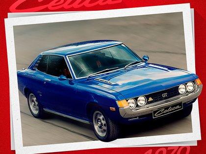 La primera generación tenía un estilo innovador para la industria japonesa (Toyota)