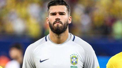 (AP) El arquero brasileñoestáen el Mundial de Rusia