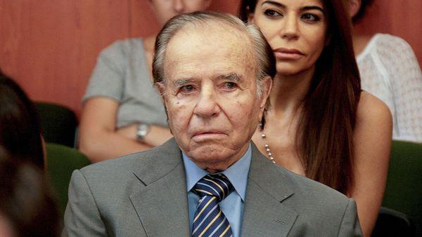 Casación confirmó la pena de siete años de prisión para Carlos Menem por tráfico de armas