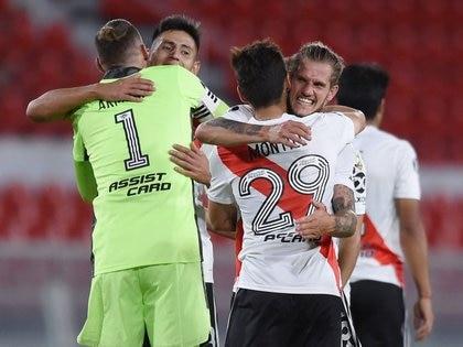 River Plate vence 2-0 a Nacional en ida de cuartos de final de la  Libertadores - Infobae