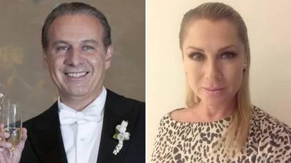 Juan Collado vivió Casi 8 años con la actriz Leticia Calderón y tuvieron dos hijos (Foto: Especial)