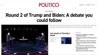 Aunque este debate final fue tan civilizado que se pudo seguir y entender, es probable que no haya cambiado mucho la intención de los votantes, a menos de dos semanas del sufragio, según los analistas