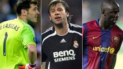 Casillas, Cassano y Thuram, otros de los futbolistas que sufrieron problemas cardíacos