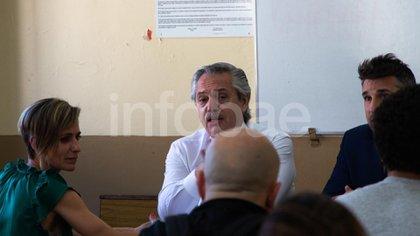 El Presidente es profesor de la Facultad de Derecho desde 1985 (Thomas Khazki)