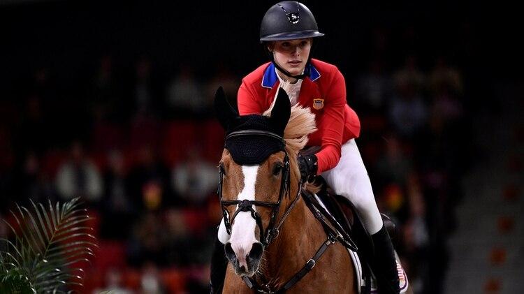 Eve Jobs, la hija de Steve, competirá en Ecuestre en los Juegos Panamericanos (Foto: REUTERS)