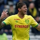 Football Soccer - FC Nantes v OGC Nice - France Ligue 1 - La Beaujoire Stadium, Nantes, France - March 18, 2017 - Nantes' Emiliano Sala in action. Picture taken March 18, 2017. REUTERS/Stephane Mahe