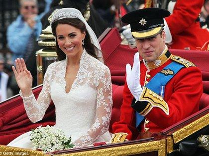 El principe William, el segundo en la línea al trono