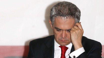 Miguel Ángel Mancera fue mandatario de la Ciudad de México de 2012 a 2018 (Foto: Archivo)