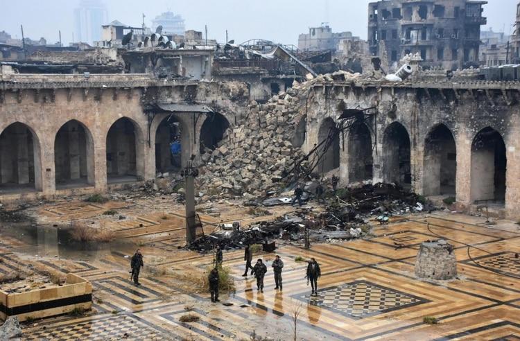 Qué Pasará En Siria Tras La Caída De Alepo Infobae