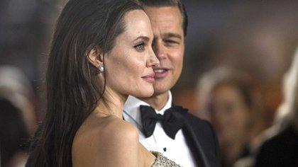 Angelina Jolie le pidió el divorcio a Brad Pitt tras 12 años de relación (Reuters)