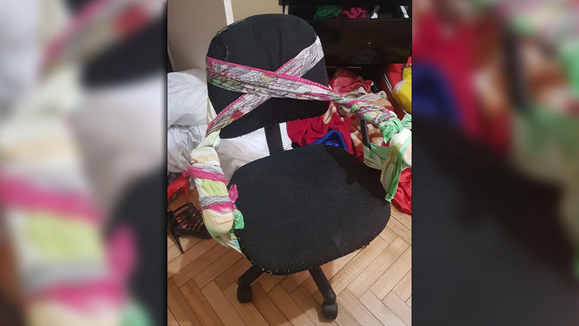 silla menores cocina de cocaina rosa