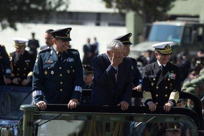 Las FFAA son la institución preferida del presidente López Obrador (FOTO: GALO CAÑAS /CUARTOSCURO)