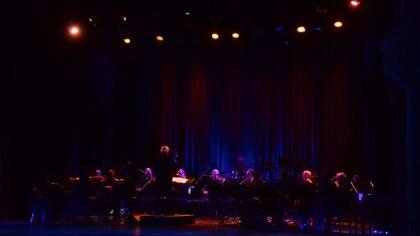 La Orquesta de Buenos Aires bajo la dirección de Néstor Marconi. (Matías Arbotto)