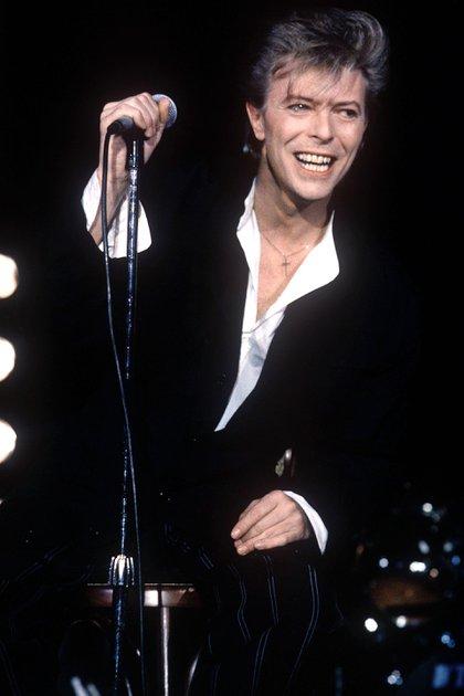 David Bowie deslumbró a todos con su show (Foto: Grosby Group)