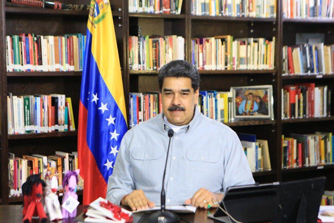 23/08/2020 El presidente de Venezuela, Nicolás Maduro POLITICA SUDAMÉRICA VENEZUELA PRESIDENCIA VENEZUELA