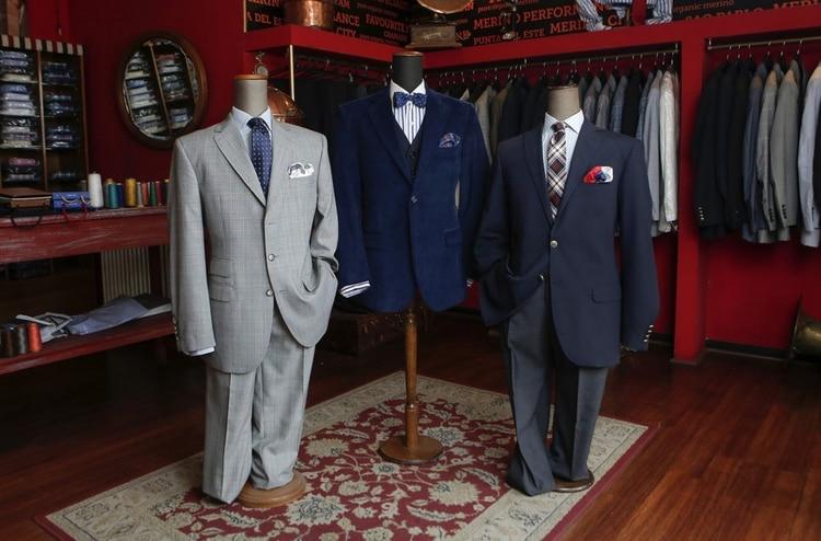 caffc8f518b73 El traje  5 versiones de un clásico de la moda masculina - Infobae